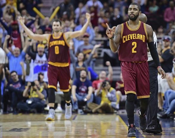 NBA. Cleveland Cavaliers blijven ongeslagen