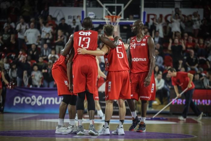 Charleroi verliest derde groepswedstrijd in Champions League basket
