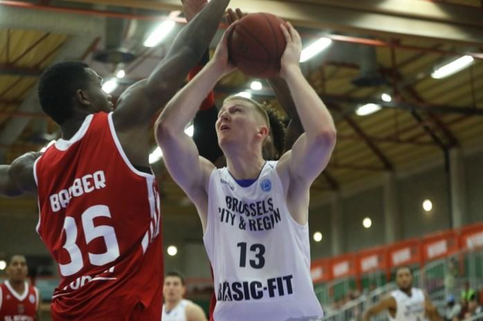Brussels en Limburg United kunnen opnieuw niet winnen in FIBA Europe Cup