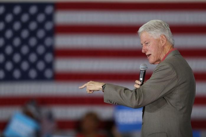 FBI maakt oud onderzoek naar Bill Clinton openbaar