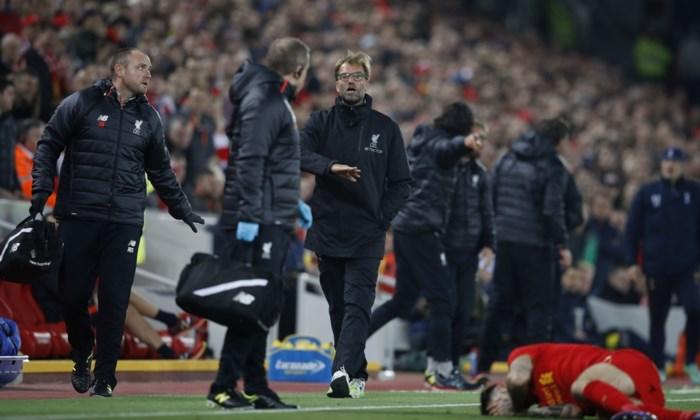 Liverpool-spits staat opnieuw maanden aan de kant met knieblessure