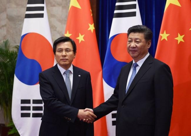 Zuid-Koreaanse presidente ontslaat eerste minister