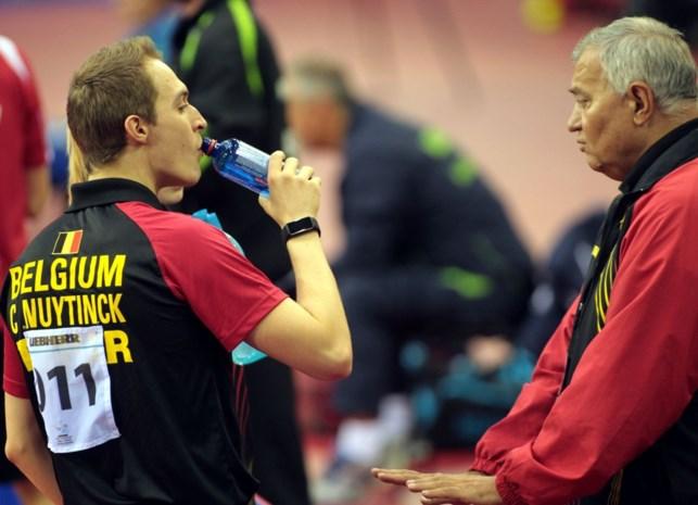 Belgische tafeltennissers nemen valse start in EK-kwalificatie