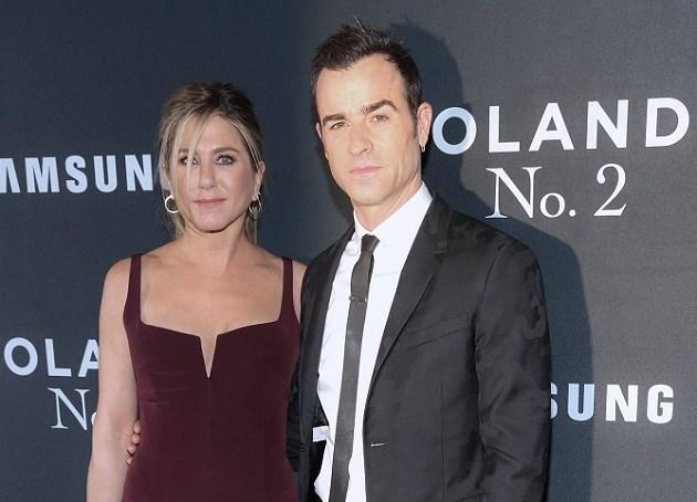 Man van Jennifer Aniston zegt per ongeluk 'fuck you' tegen Brad Pitt
