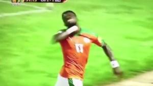 PSG-verdediger komt weg met deze controversiële doelpuntenviering