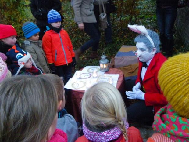 Feeërieke sprookjeswandeling in Sint-Michielsdomein