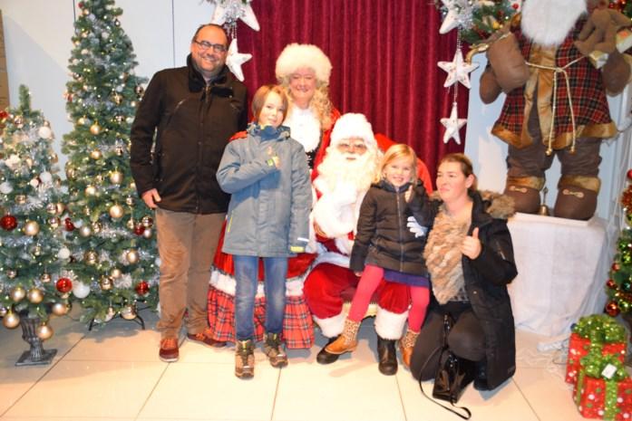 Kerstman komt Sinterklaas in de wielen rijden