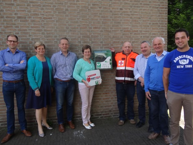 Vosselaar organiseert cursus AED-toestel