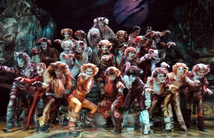 Verkoop tickets voor musical CATS in Elisabethzaal verloopt als een trein