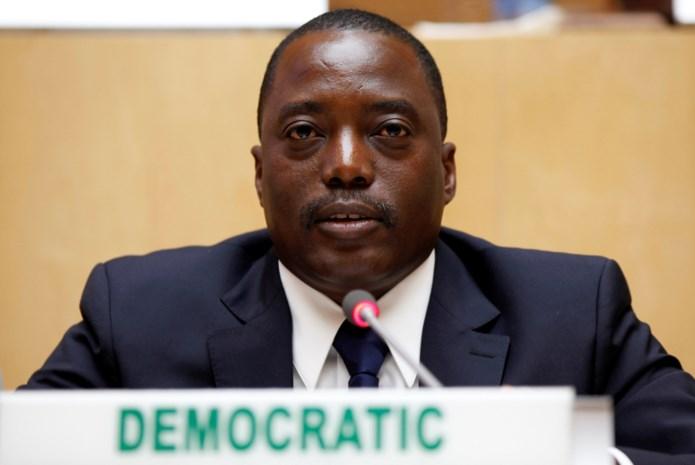 Kabila wil grondwet wijzigen om president te kunnen blijven