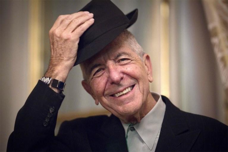Leonard Cohen werd donderdag al begraven