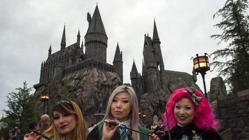 Harry Potter-fans kunnen eindelijk naar Zweinstein
