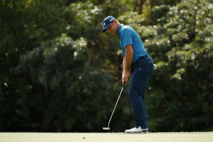 Gary Woodland leidt OHL Classic golf na tweede ronde in Mexico