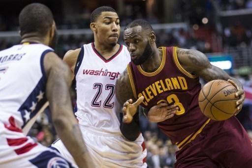 NBA. LeBron James snoept record af van Kobe Bryant
