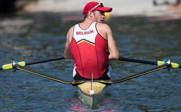 Olympiër Obreno en wereldkampioen Van Zandweghe zegevieren in Willebroek op BK roeien lange boottypes