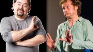 'Foute vrienden' Jeron Dewulf en Thomas Smith improviseren er op los in Kaffee van Antwerpen