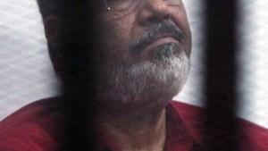 Doodstraf voor Egyptische oud-president Morsi ingetrokken