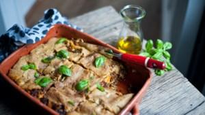 Heerlijk: een lasagne zonder schuldgevoel
