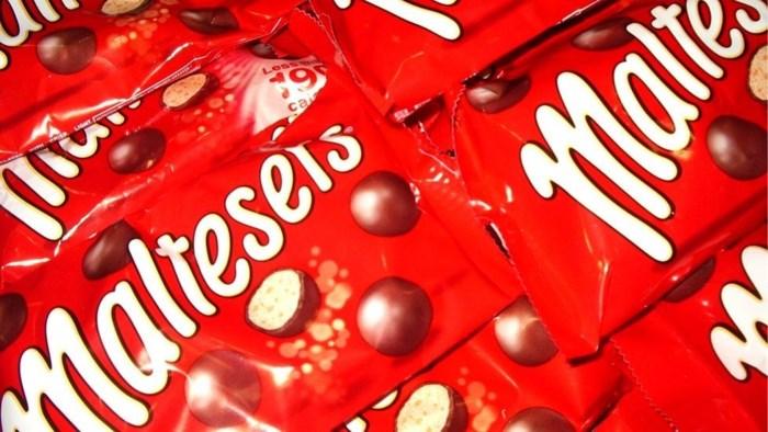 Na Toblerone nu ook slecht nieuws voor liefhebbers van Maltesers