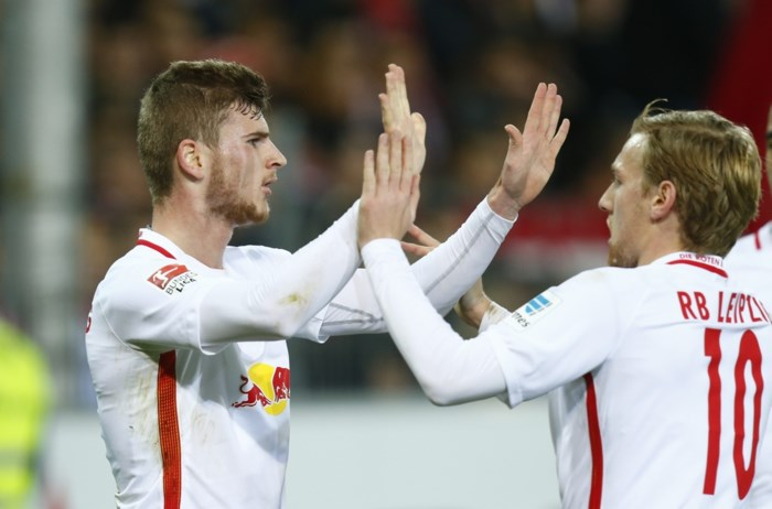 RB Leipzig loopt nog wat verder weg van Bayern München in Bundesliga
