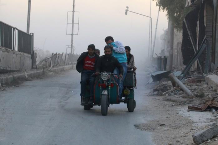 Syrische leger claimt herovering rebellenwijk Oost-Aleppo