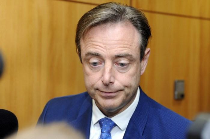 """Bart De Wever: """"Meerwaardetaks komt er niet"""""""
