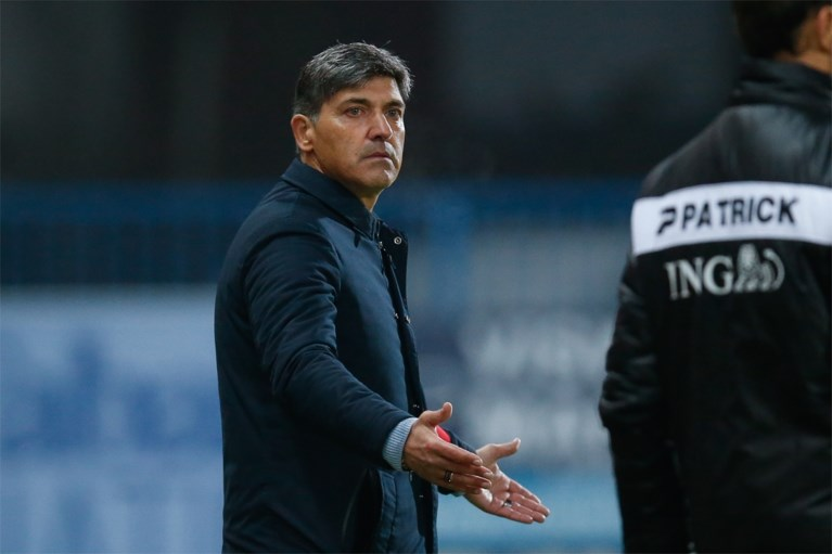 Charleroi wipt in extremis over Waasland-Beveren na flater
