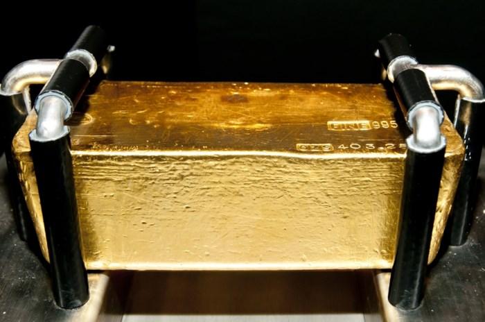 Italianen wisselen massaal euro's voor Zwitsers goud
