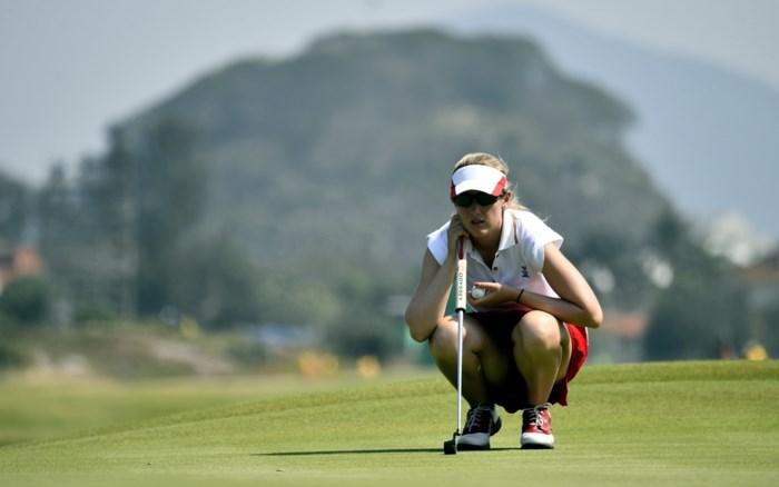 Leurquin eindigt op 28e plaats op Qatar Ladies Open golf