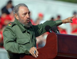 Fidel Castro (90) is overleden