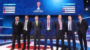 Duitsland en Portugal ontlopen elkaar in groepsfase van Confederations Cup