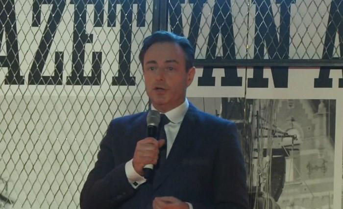 """Bart De Wever: """"Wij zijn de Metropolis in zakformaat"""""""