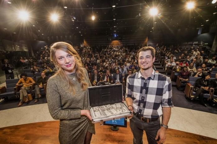 Prijs voor Antwerpse boekwinkel die er geen is