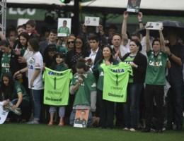 Mooi gebaar na vliegtuigcrash: Chapecoense uitgeroepen tot winnaar Copa Sudamericana