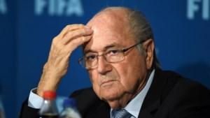 Sepp Blatter vangt bot bij TAS en blijft geschorst