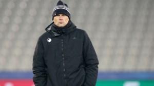 """Kopenhagen-coach verwacht geen gedemotiveerd Club Brugge: """"Situatie geen voordeel voor ons"""""""