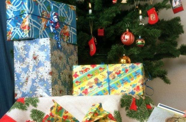Kerstcadeau voor elk kind in Ravels
