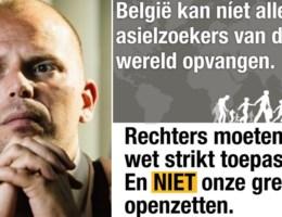 """Kritiek op N-VA-campagne tegen """"wereldvreemde rechters"""" na dwangsom voor Francken"""