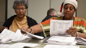 Amerikaanse rechter beveelt stopzetting hertelling stemmen in Michigan