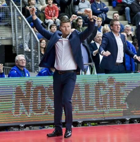 """Antwerpenaar Steve Ibens met Aalstar op bezoek in Lotto Arena: """"Dit was een mooie halve finale geweest"""""""