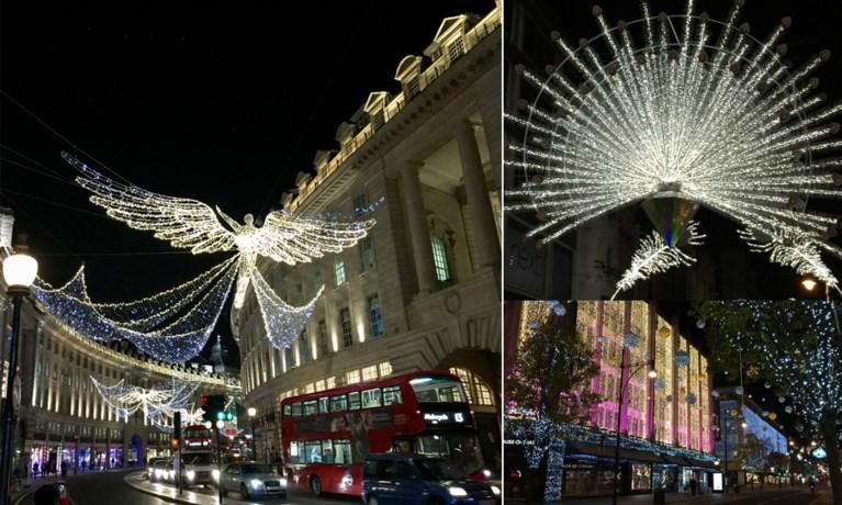 Kerstsfeer in Londen: dit mag je niet missen
