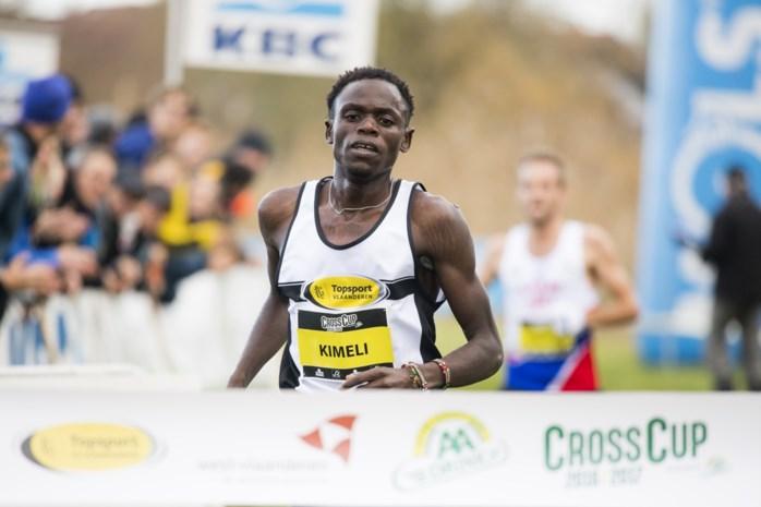 Isaac Kimeli en Belgische beloftenploeg zakken met ambitie af naar Chia voor EK veldlopen