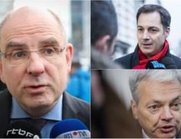 """Coalitiepartners scherp voor N-VA: """"Een regeringspartij kan rechters niet zomaar afdreigen"""""""