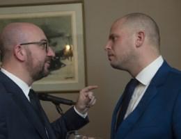 Premier Michel roept op hoofd koel te houden en rechtspraak te respecteren