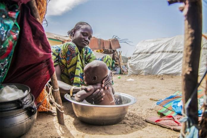 """""""Eén op de vier kinderen leeft in conflictgebied"""""""