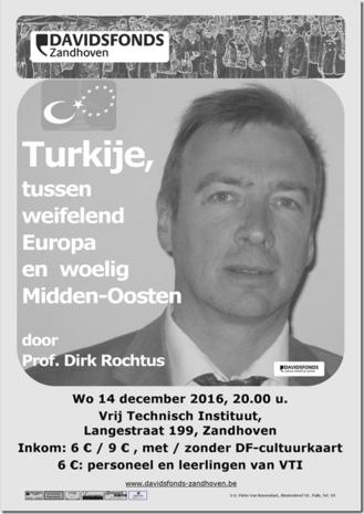 Wordt Turkije ooit lid van de Europese Unie, wie was Atatürk en wie is Erdogan?