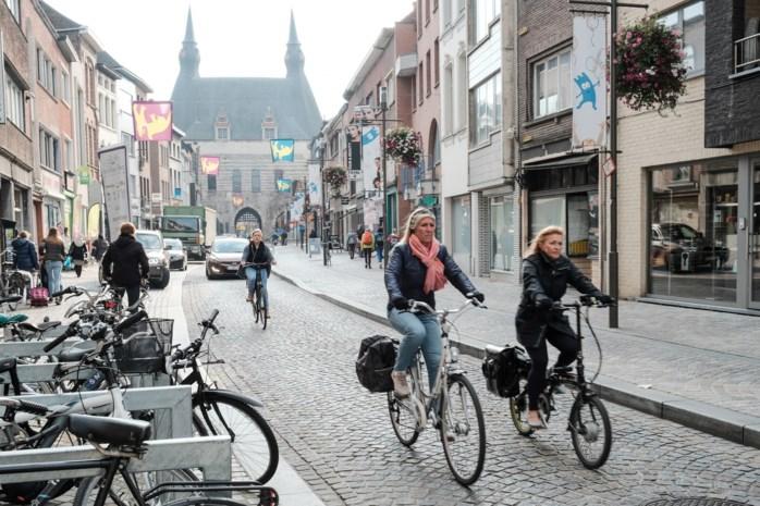 Stad heeft plannen voor nog meer fietsstraten in centrum