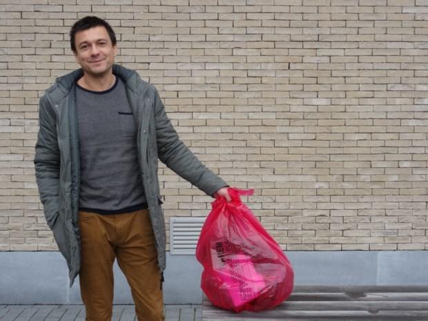 Gemengde plastics binnenkort in (goedkopere) roze zak