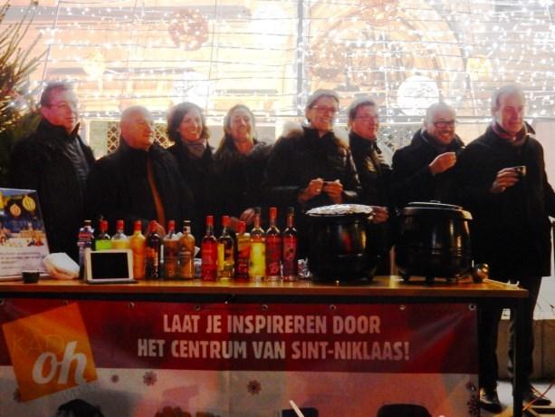 Feestrijk verlichte Kerst in Sint-Niklaas
