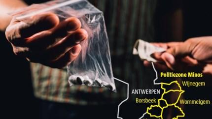 War on drugs: nu ook in Antwerpse rand nultolerantie voor drugs